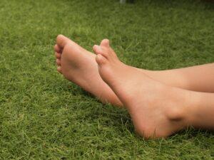 足首や外くるぶしが痛む腓骨筋炎