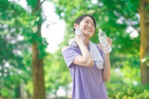 ウォーキングは冷え性改善の効果も広島市の【ゆうこん堂鍼灸院】