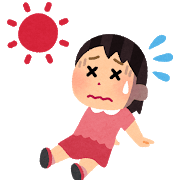熱中症3つのタイプと予防対策|広島/海田の【ゆうこん堂鍼灸院】